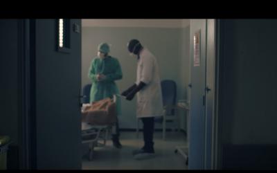 Première du film «Les Veilleurs» en Avril 2017