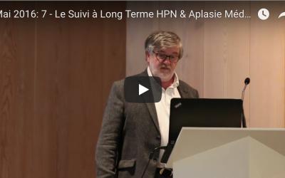 Mai 2016: 7 – Le Suivi à Long Terme HPN & Aplasie Médullaire (3)