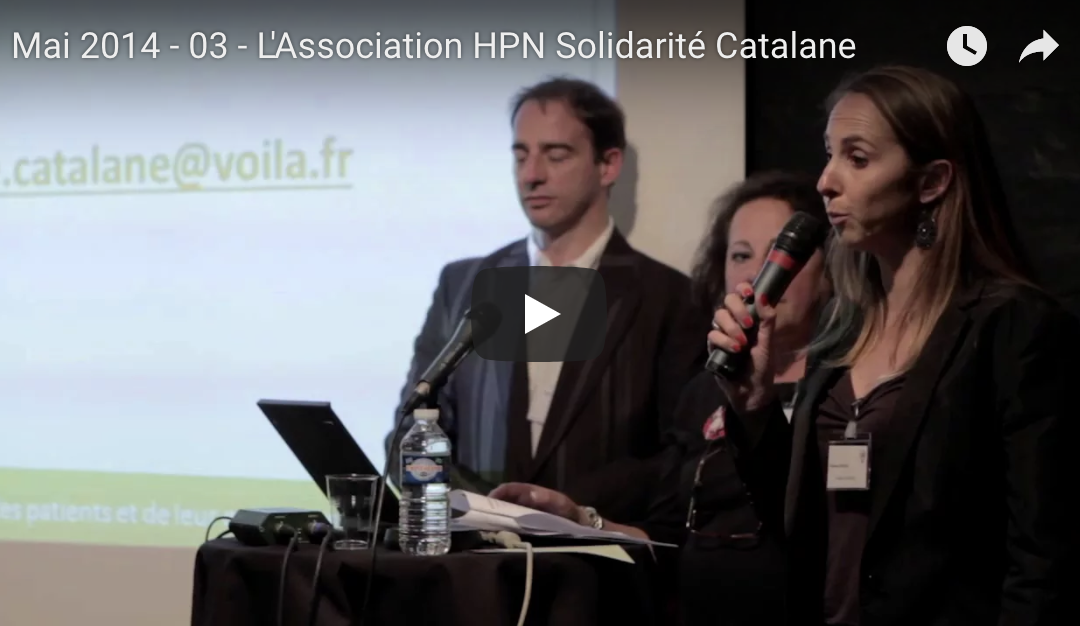 Mai 2014 – 03 – L'Association HPN Solidarité Catalane