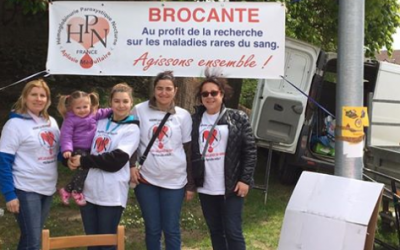 Brocante de Printemps en Avril 2017