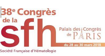 Congrès de la SFH en Mars 2018