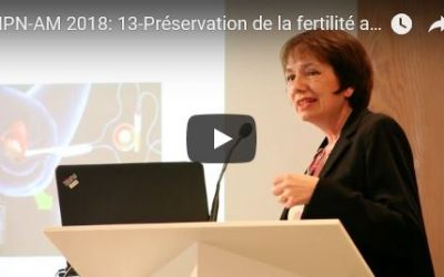 Journée HPN-AM 2018: 13-La Préservation de la fertilité avant et fertilité après la greffe de moelle osseuse