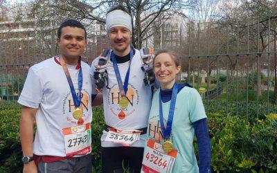 Semi-Marathon de Paris en Mars 2019