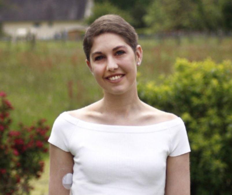 Julie témoigne sur son vécu lors de son Aplasie Médullaire en Août 2019
