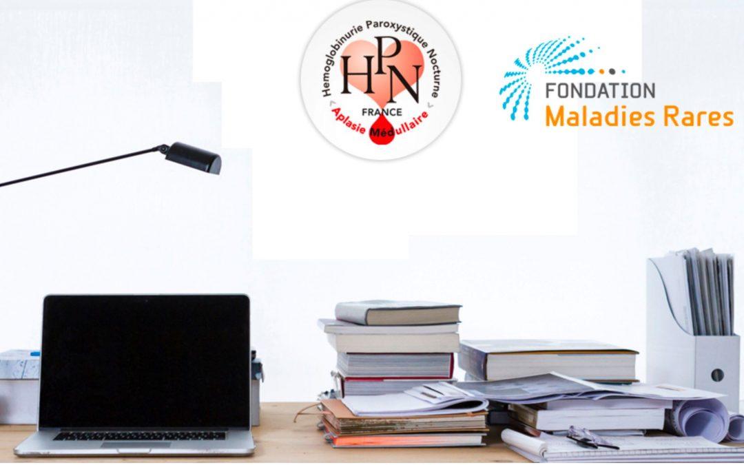 Appel à projets de l'Association HPN-AM en Janvier 2020