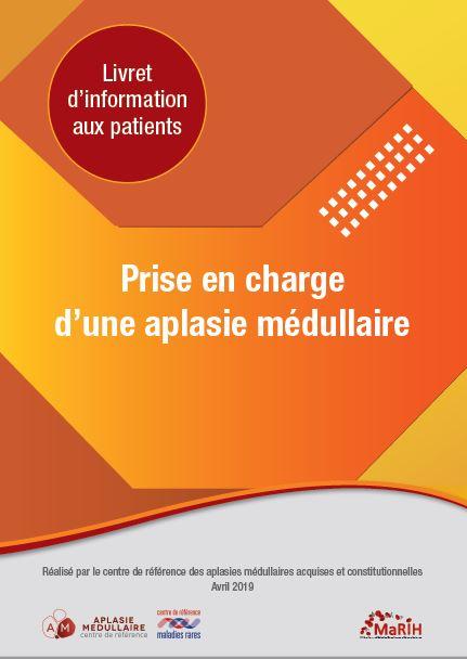 Nouveau Livret d'infos pour les patients atteints d'AM en Avril 2019